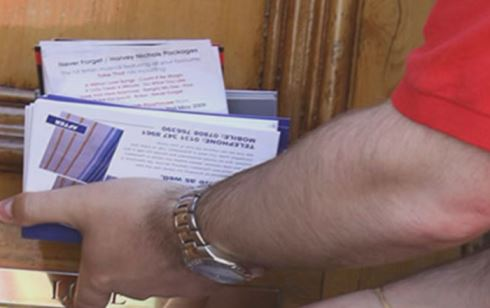 reparto de publicidad en Lozoyuela-Navas-Sieteiglesias