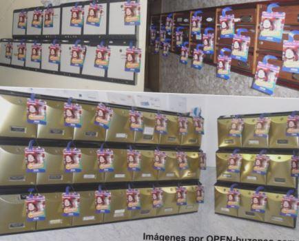 reparto de publicidad en Sant Llorenç des Cardassar