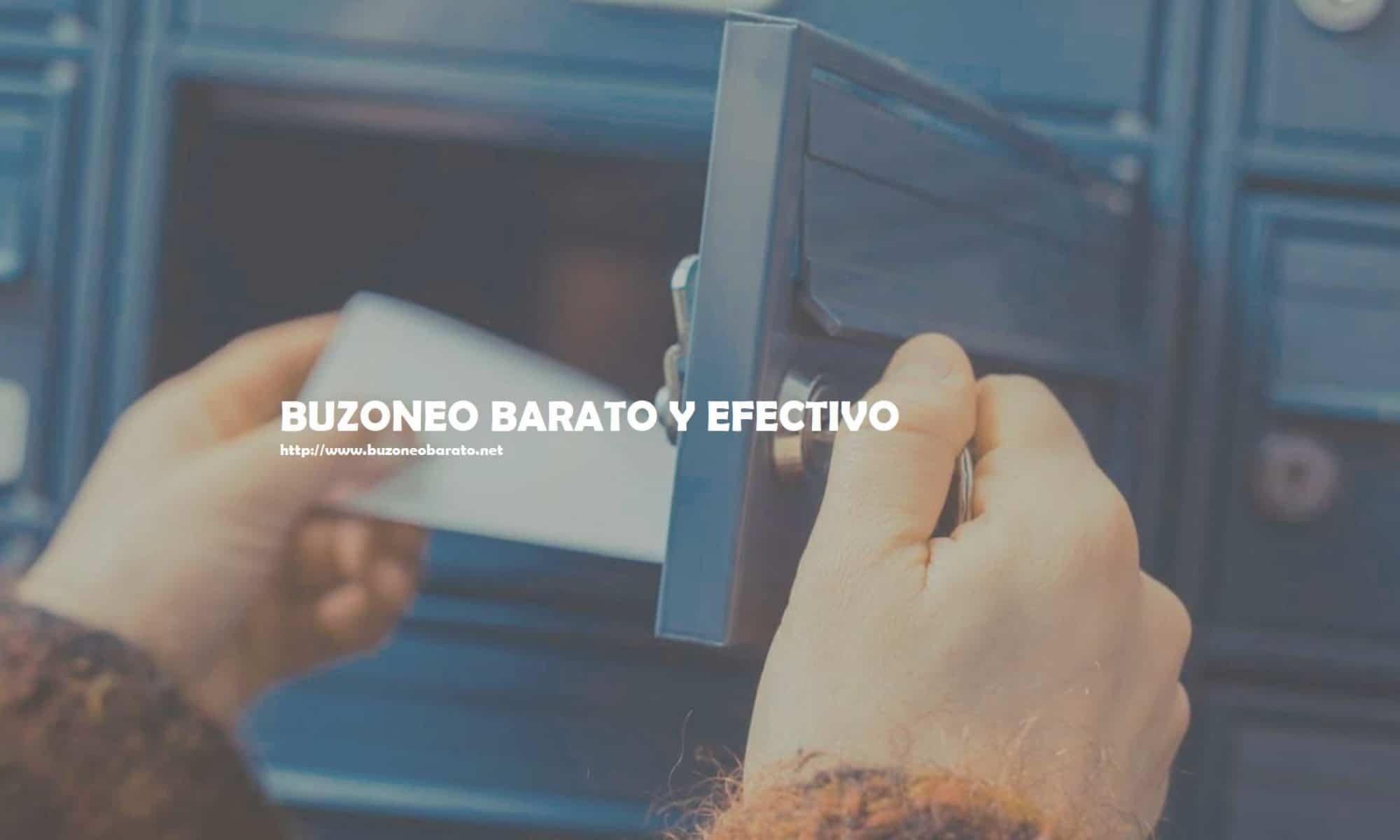 Buzoneo Barato y Reparto de Publicidad - Buzoneobarato.net